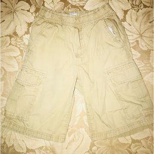 2 pairs of TCH khaki shorts sz 10